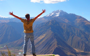 hiking the andes summer program