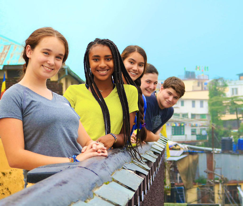 Gobeyond High School Community Service Summer Programs Trips