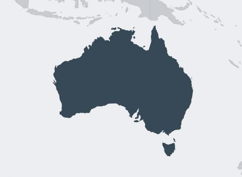Map Of Australia For Students.Student Travel To Australia Service Trips For Teens